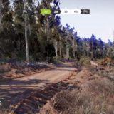 ~WRC 8~チリ,Chilli, Ford, Carrer WRC 2,PS4