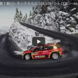 WRC 8~キャリア第1戦(2)~モンテカルロ,SS3,4~シトロエン~Monte carlo