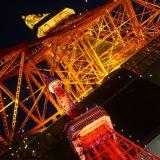 ~東京タワーのライトアップとフットタウンのイルミネーション~2019年12月バージョン