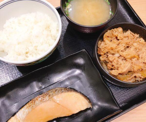 吉野家の牛丼~おかわりシリーズ~2019.12.29バージョン