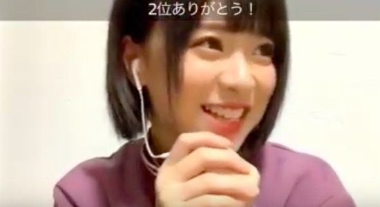 カラオケ配信~倉野尾成美~AKB48~チーム8~なる~showroom~191227pm11