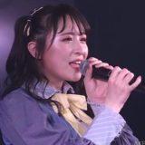 【ツインテールの日】ふだんツインテールしない子がすると((((o゚▽゚)o))) ドキドキ♪、AKB48「手をつなぎながら」公演 吉橋柚花 生誕祭