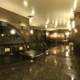 【温泉・北海道】CABIN―旭川 ビジネスホテルの中の温泉、旭川駅から3分で便利