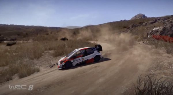 【WRC 8】表彰台のを記録していくページ PS4