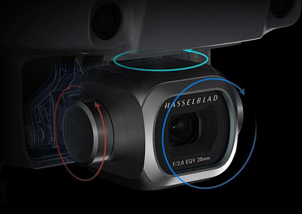 【ドローン】Mavic 2 ProのカメラのHNCS機能とは