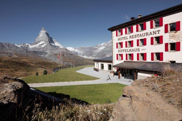 【スイス】スイスの絶景ホテル 調べてみた