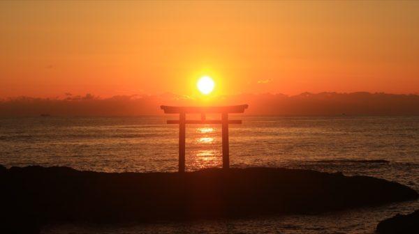 【絶景】ドローンで撮影したい絶景スポット 海の鳥居編