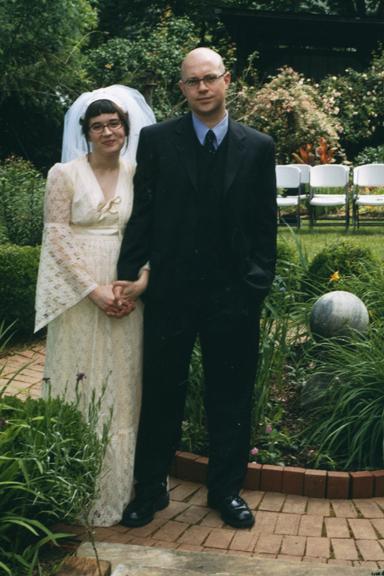 Wedding 2003