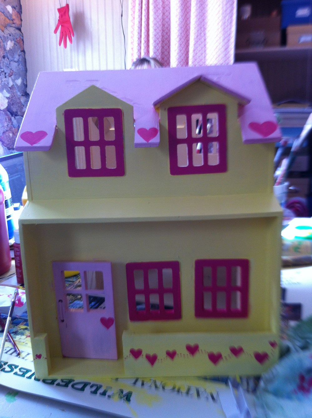Handmade Day #14: Dollhouse