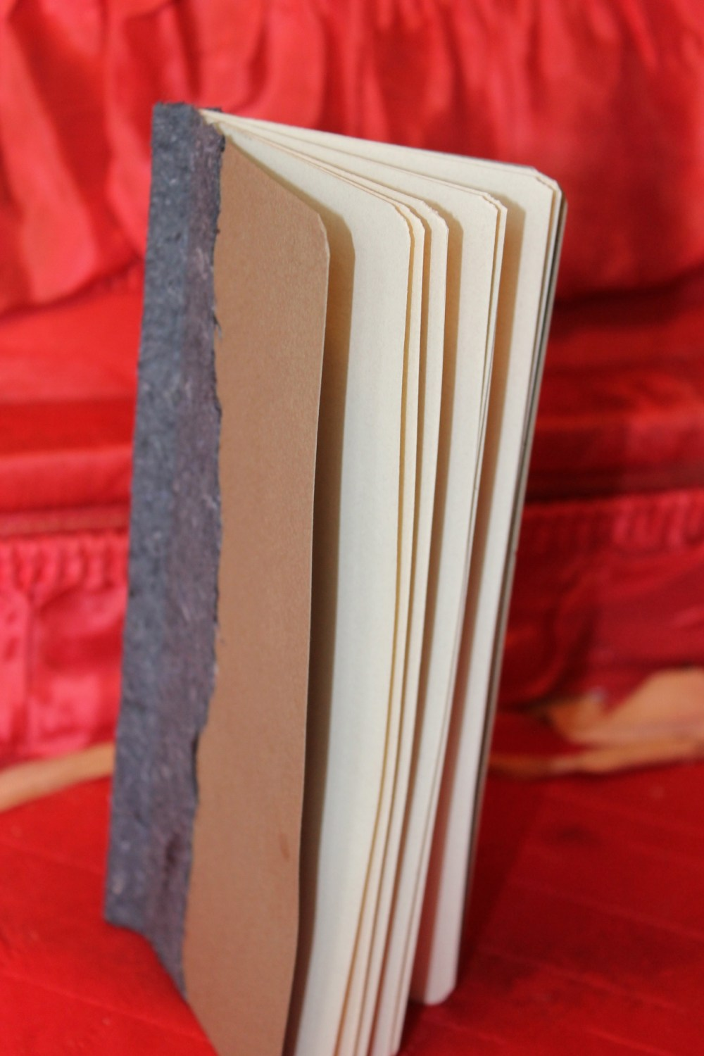 Handmade Day #12: The Little List Book (Handmade Blank Book)