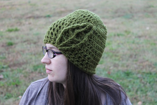 The Green Leaf Hat