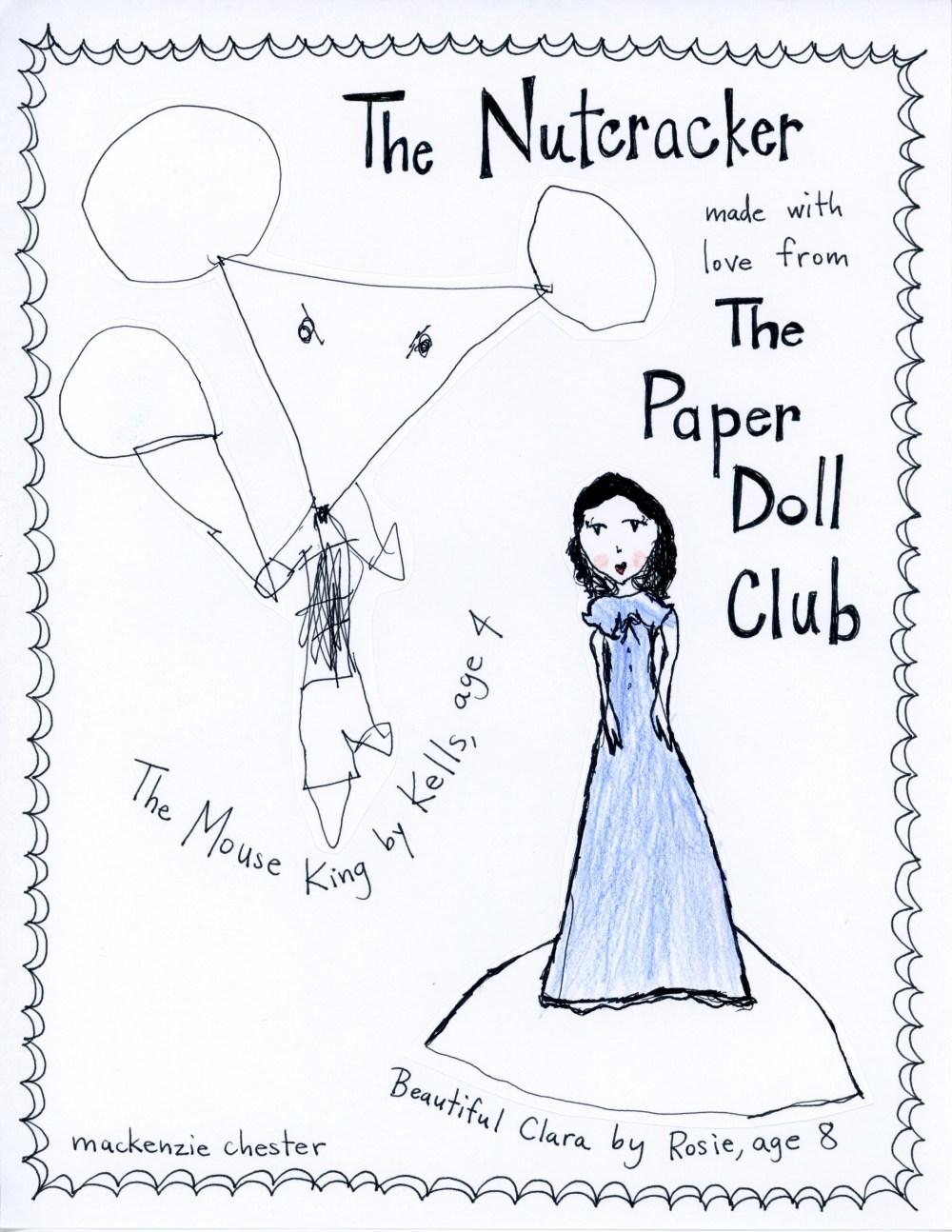 The Nutcracker by Rosie and Kells jpg
