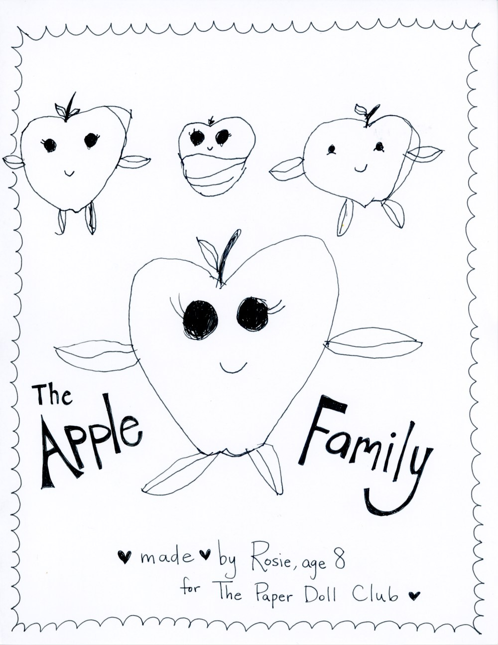Apple Family by Rosie jpg