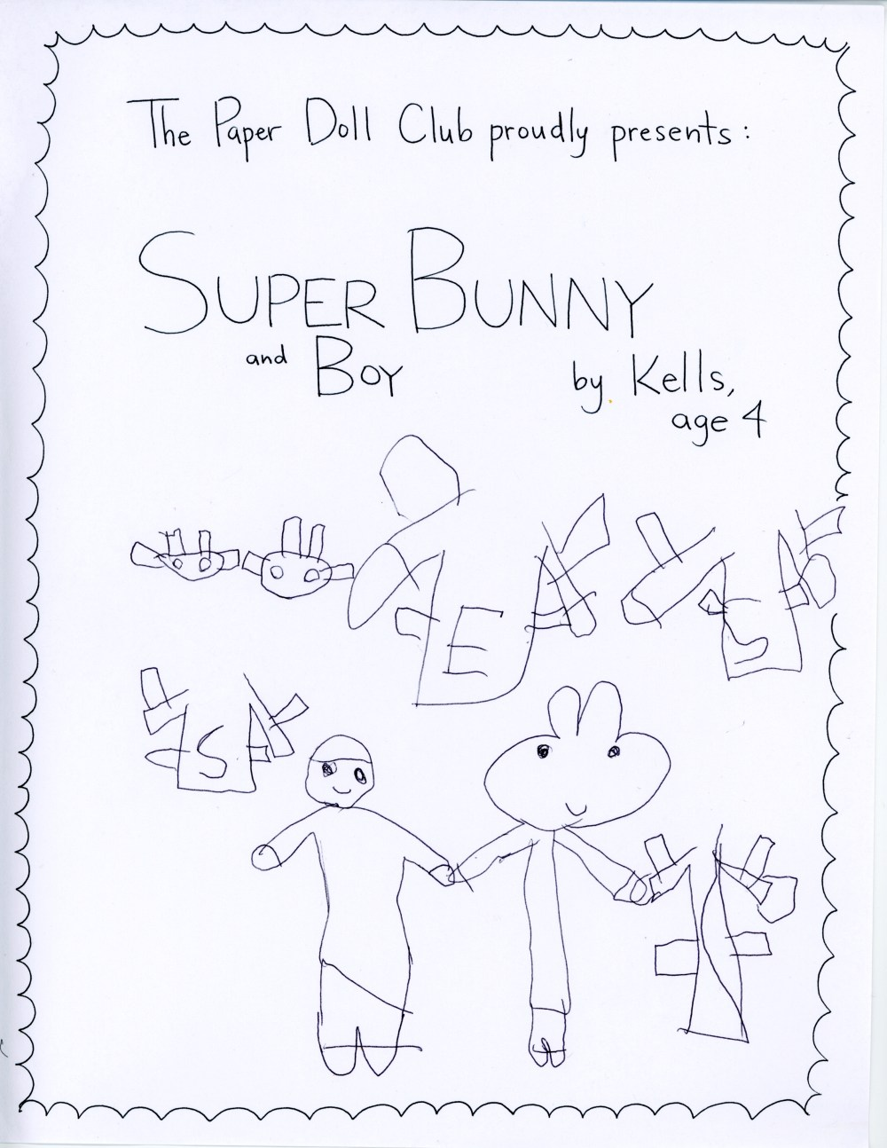 Super bunny by kells copy