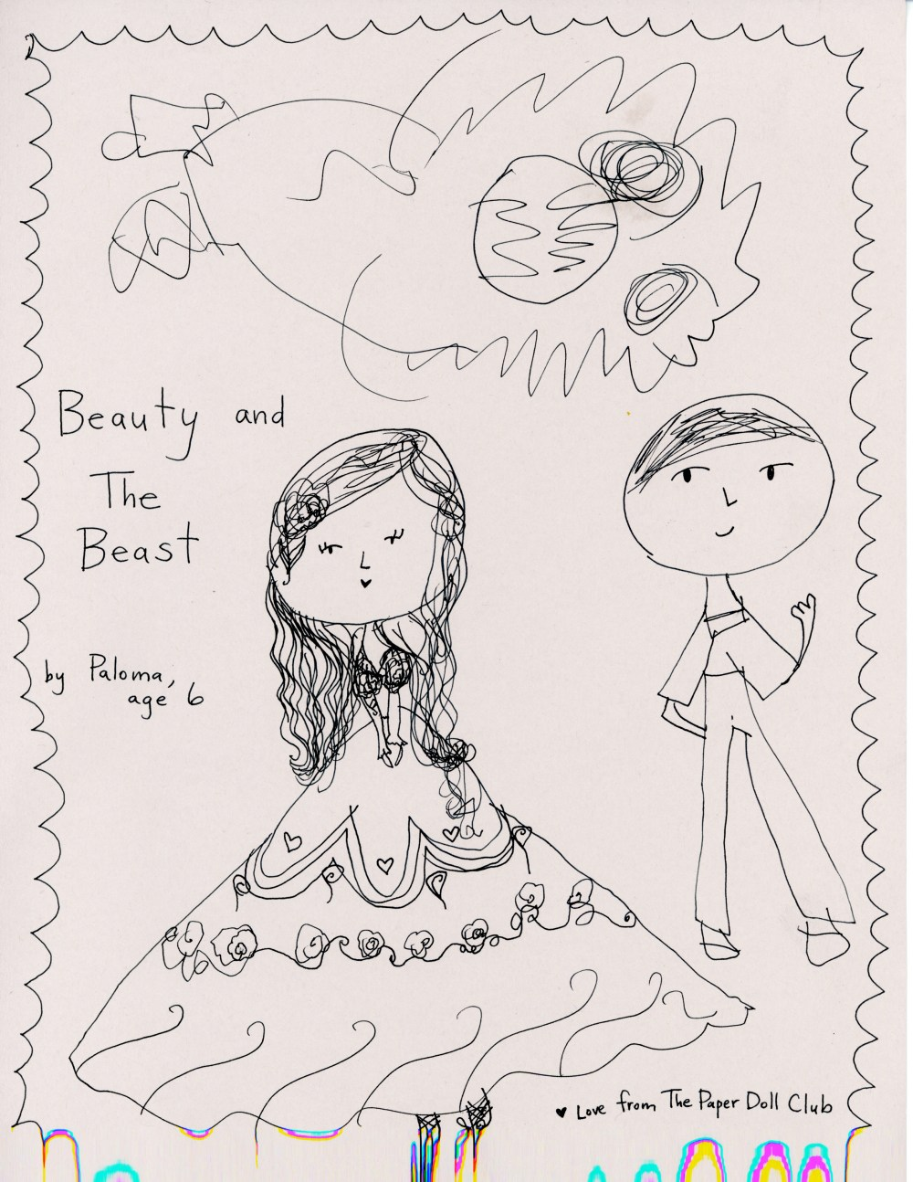 Beauty and the Beast copy