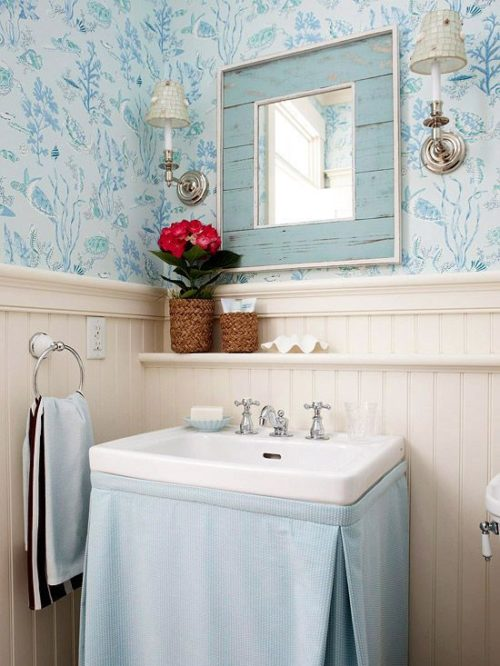 bathroom sink skirt ideas artcomcrea