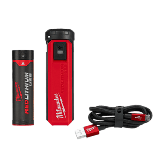 REDLITHIUM™ USB Charger & Portable Power Source Kit