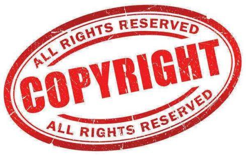 Adsense approval tricks: Copyright