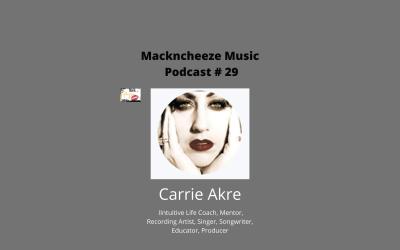Mackncheeze Music Podcast #29
