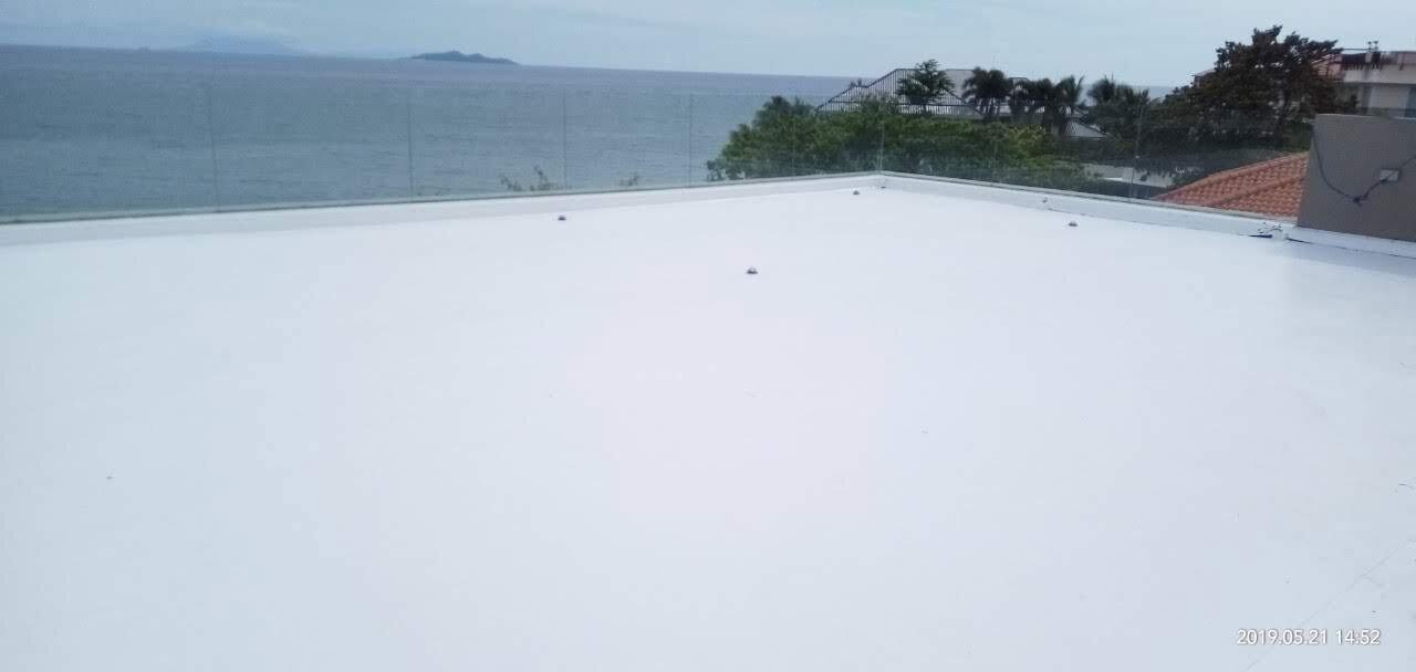Jinimez Sarnafil Roof