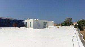 Sarnafil at Roof Deck
