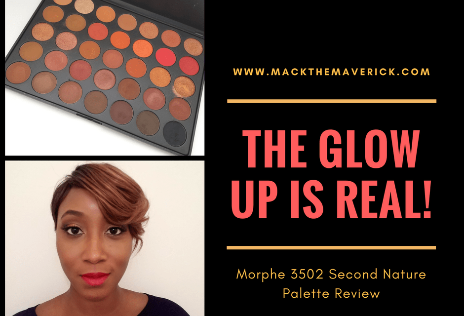 Morphe 3502 Second Nature Palette Review