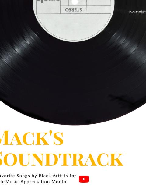 black music record