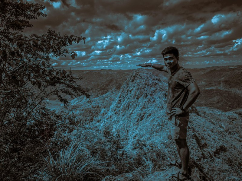 duotone lightroom mobile preset dng