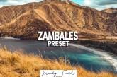 zambales lightroom presets