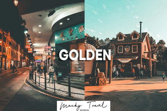 free dng xmp golden lightroom mobile preset