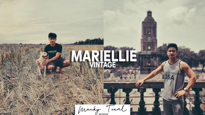 free mariellie vintage preset lightroom mobile dng xmp