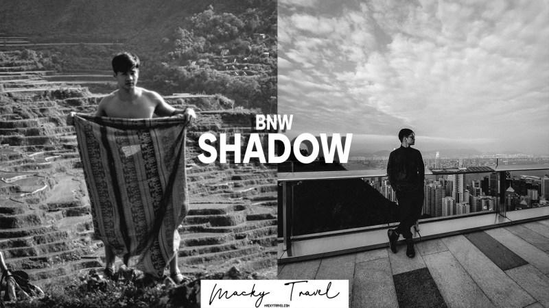 free shadow bnw preset dng xmp
