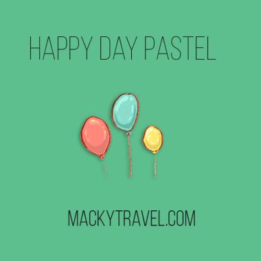 happy day pastel lightroom preset
