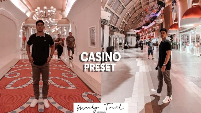 casino lightroom presets