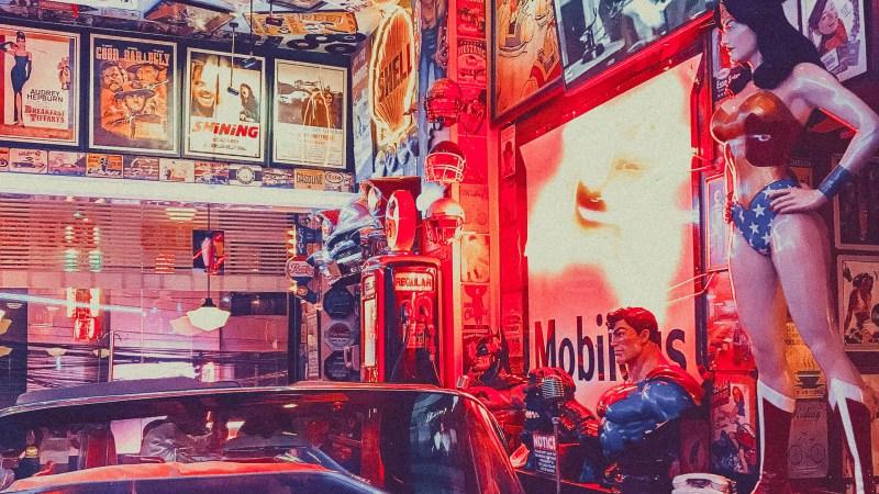 neon lightroom mobile presets