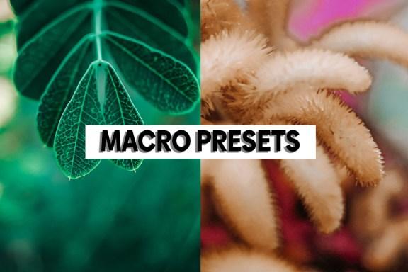 macro presets