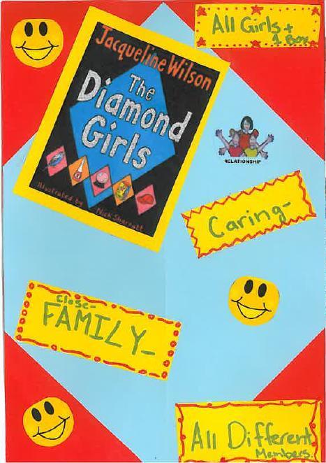 Diamond girls ~ Third!