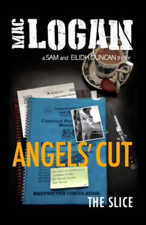 Angels' Cut – the Slice  (Kindle/eBook version)