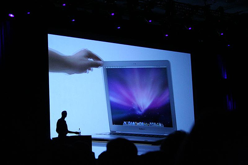 Comercial do MacBook Air