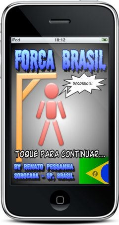 Forca Brasil