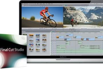 MacBook Pro e Final Cut Studio
