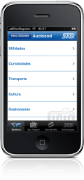 STB Student Travel Bureau no iPhone