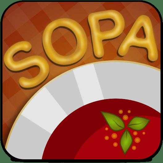 Ícone do Sopa de Letrinhas