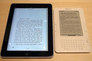 iPad e Kindle - Eddie Wong