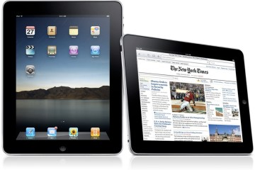 iPads - Home & Safari
