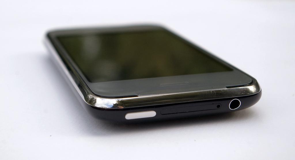 Entrada de fones de ouvido do iPhone 3G/3GS