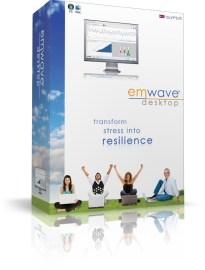Caixa do emWave Desktop
