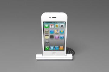Koriko - iPhone Dock Concept