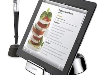Chef Stand + Stylus - Belkin