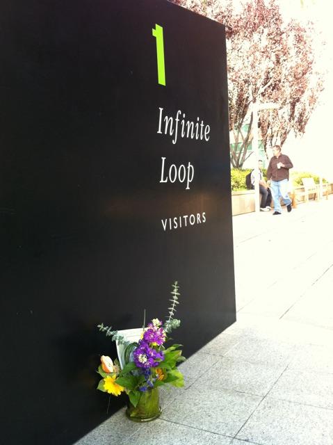 Flores em 1 Infinite Loop